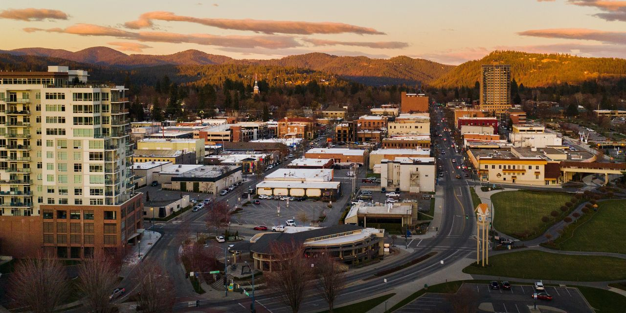 The WSJ: Lakeside Idaho City Is America's Hottest Housing Market in New WSJ/Realtor.com Index
