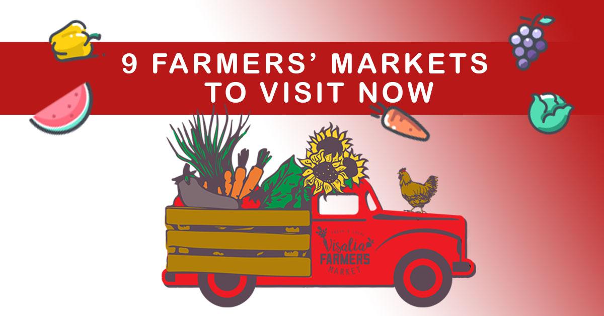 The Best 9 Farmers' Markets Around Spokane